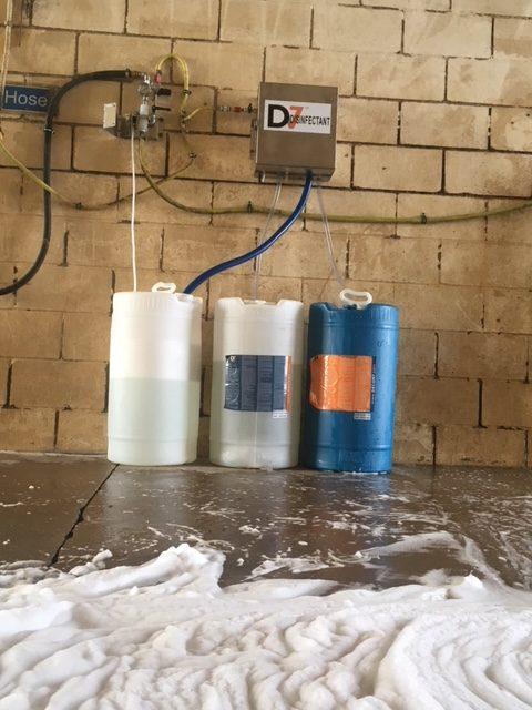 JBI Distributors | Truck Foam Wash