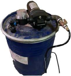 Biosecurity Box - Barrel