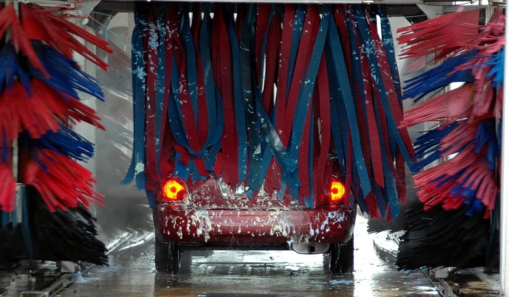 JBI has solutions for vehicle wash stations