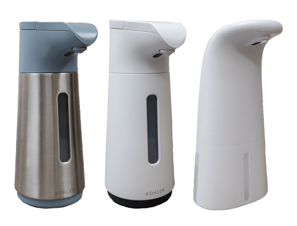 Touchless Hand Sanitizer Dispensers