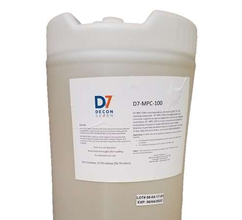 D7-MPC-100 Multi-purpose Cleaner