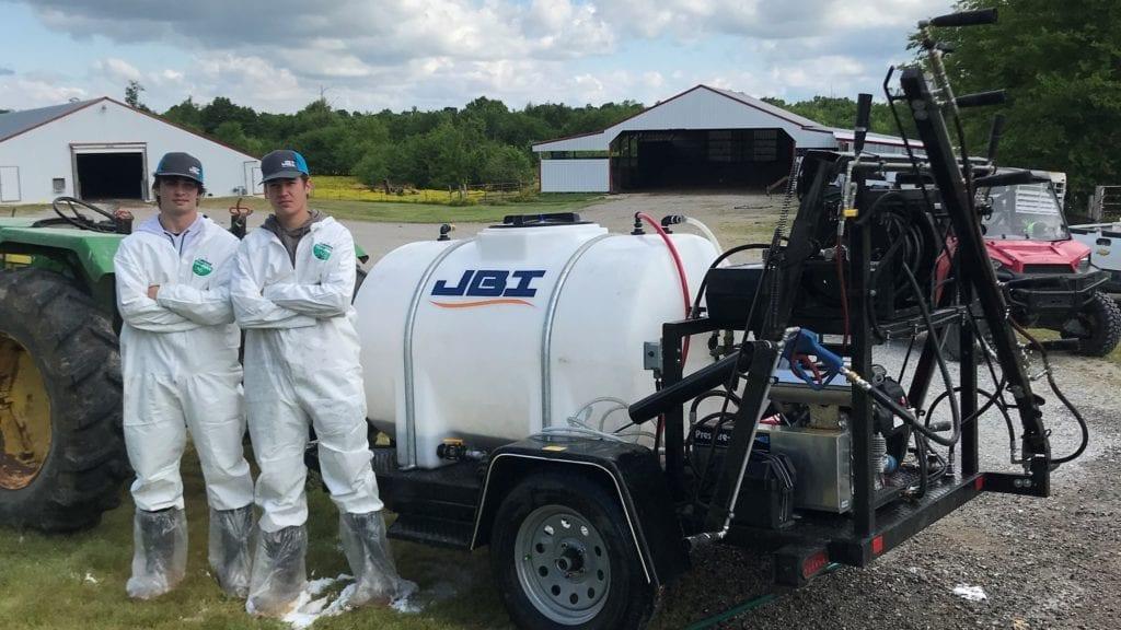 JBI Southeast Disinfectant Team
