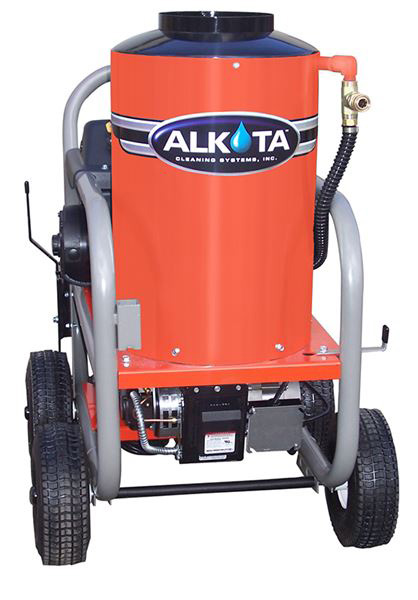 ALKOTA FOUR WHEEL SERIES PRESSURE WASHERS