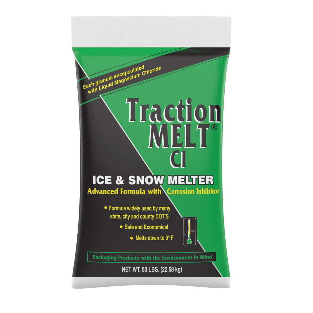 Traction Melt CI Ice & Snow Melter