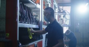 4 Dangers of Firefighter Turnout Gear After a Fire