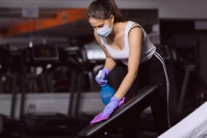 How to Reduce the Spread of COVID-19 in Fitness Facilities